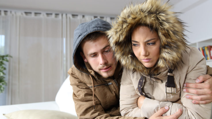 What To Do When Your Home's Facing Central Heating Issues
