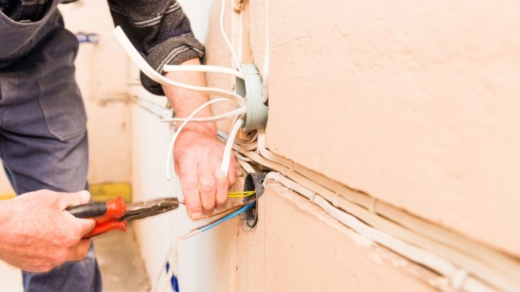 Inspection and Detection | How an Electrician Can Keep Your Home Safe