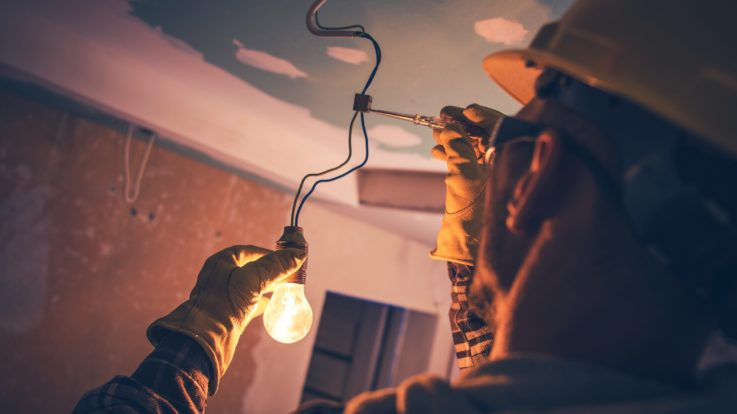 Benefits of Hiring a Professional Electrician for Your Newly Built Home or Project