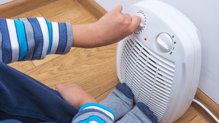 Toasty Tips For Staying Warm This Texas Winter