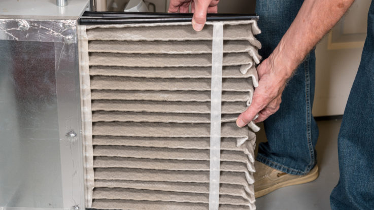 What Is Your Air Filter For And When To Replace It